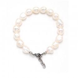 Náramek z Říčních perel 9 - 10 cm