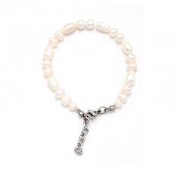 Náramek z Říčních perel 6 - 7 cm