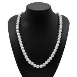 Náhrdelník z voskových perel 116 cm
